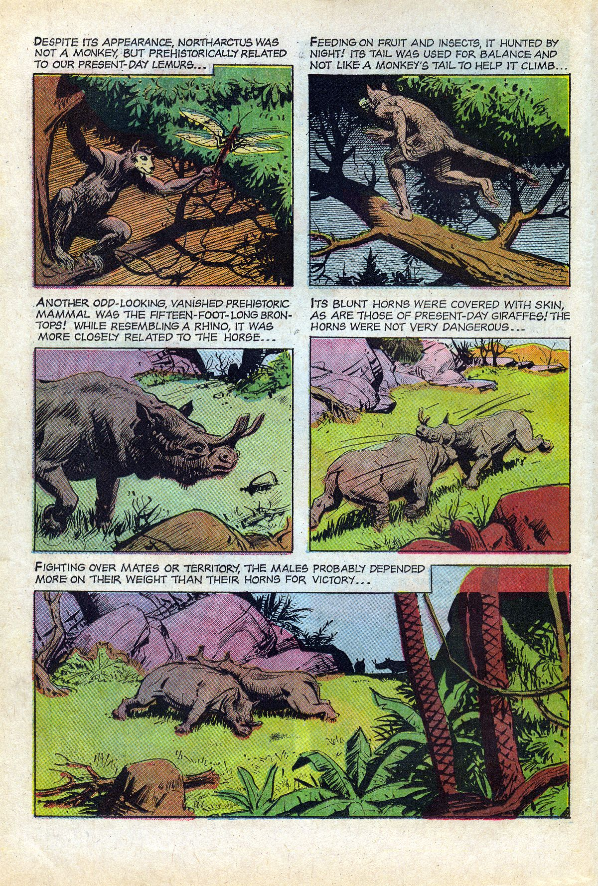 Read online Turok, Son of Stone comic -  Issue #66 - 14