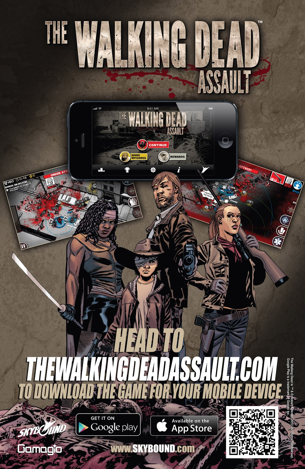 The Walking Dead issue Special - Tyreese Special - Page 31