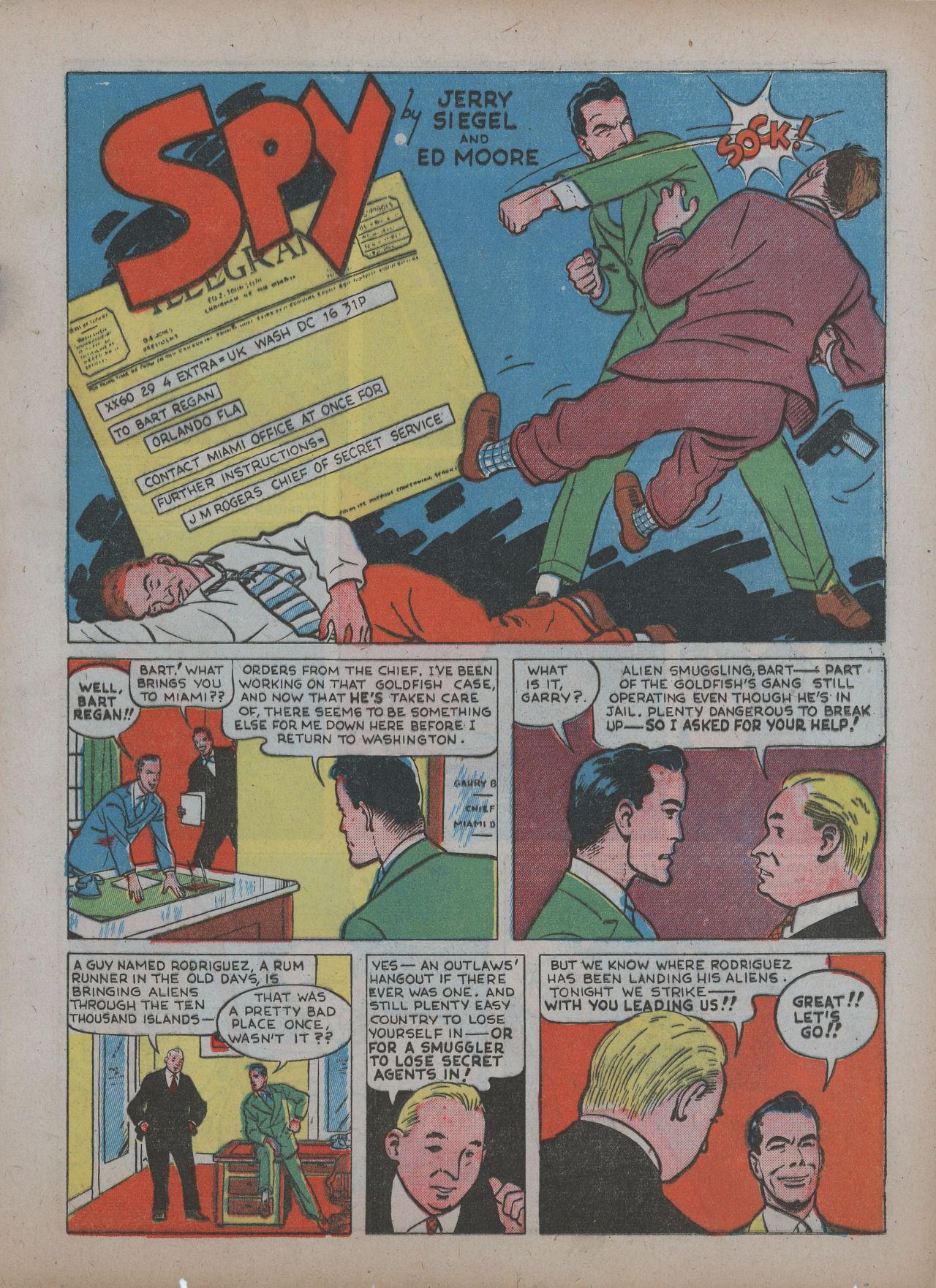 Read online Detective Comics (1937) comic -  Issue #48 - 17