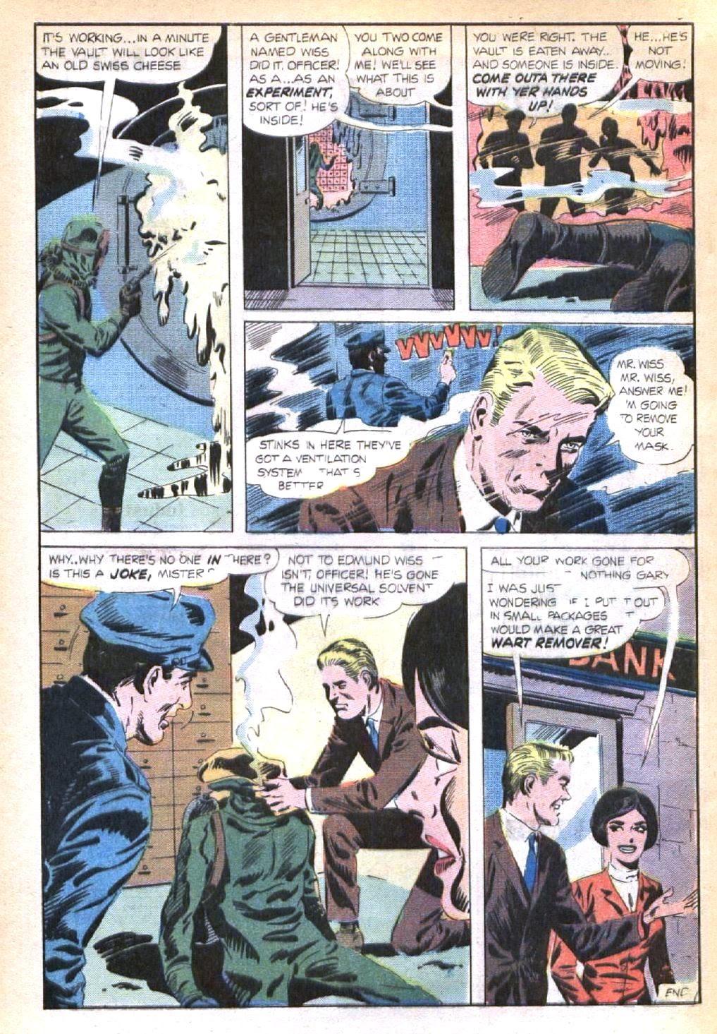 Strange Suspense Stories (1967) issue 3 - Page 32