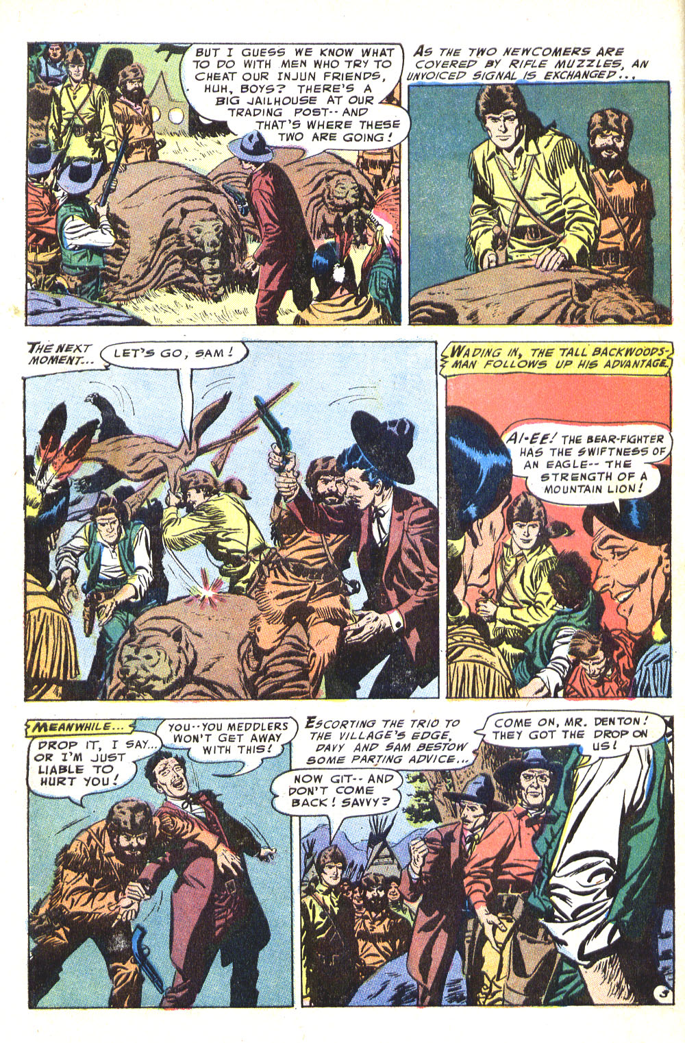 Read online All-Star Western (1970) comic -  Issue #8 - 42