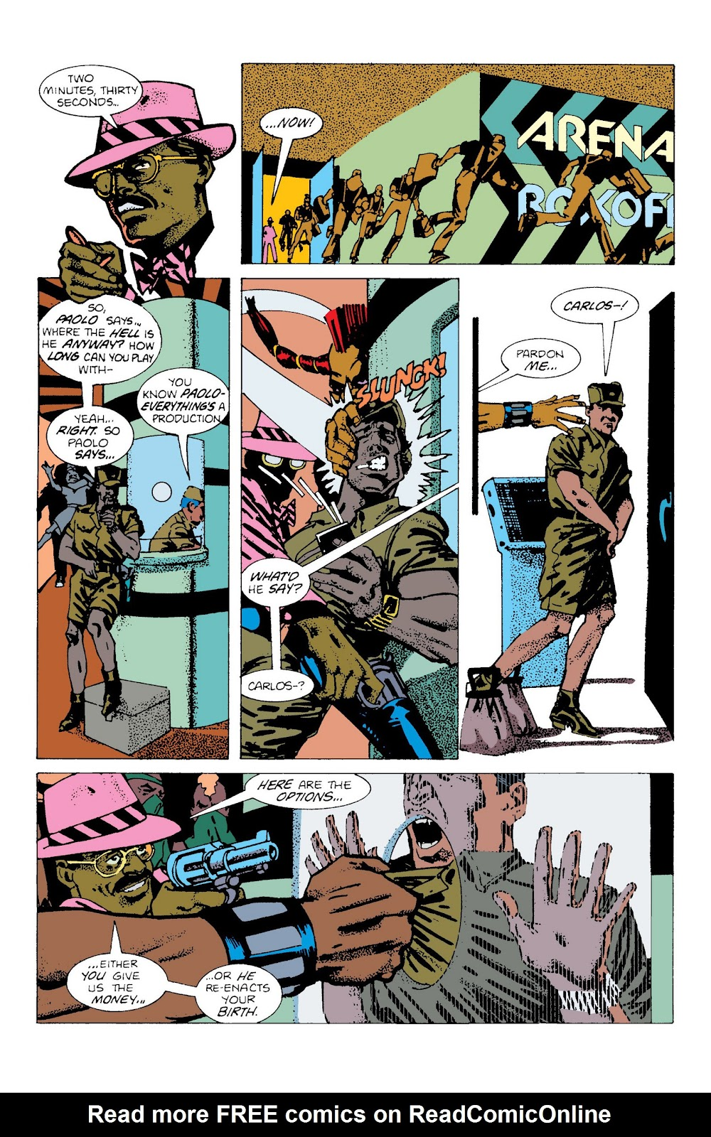 American Flagg! issue Definitive Collection (Part 2) - Page 82