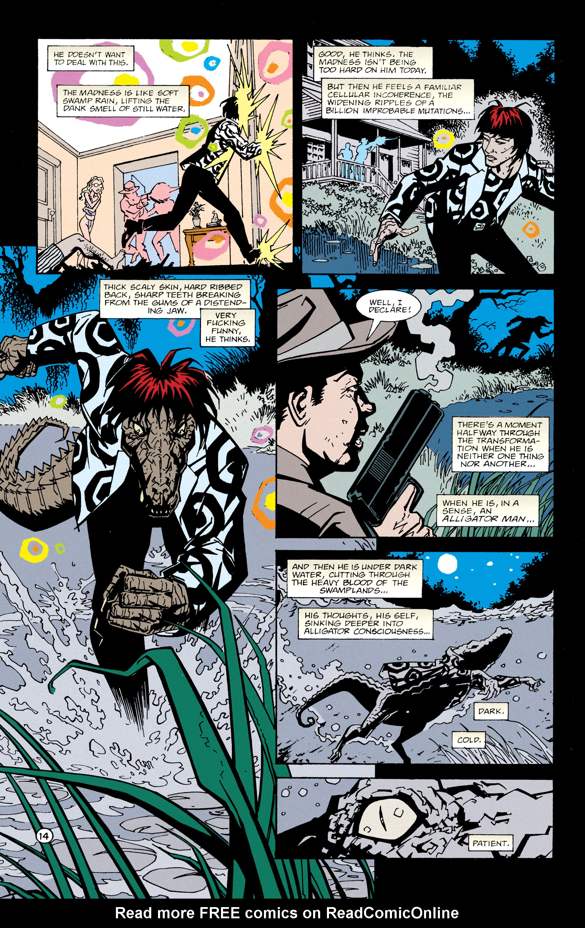 Read online Shade, the Changing Man comic -  Issue #66 - 15