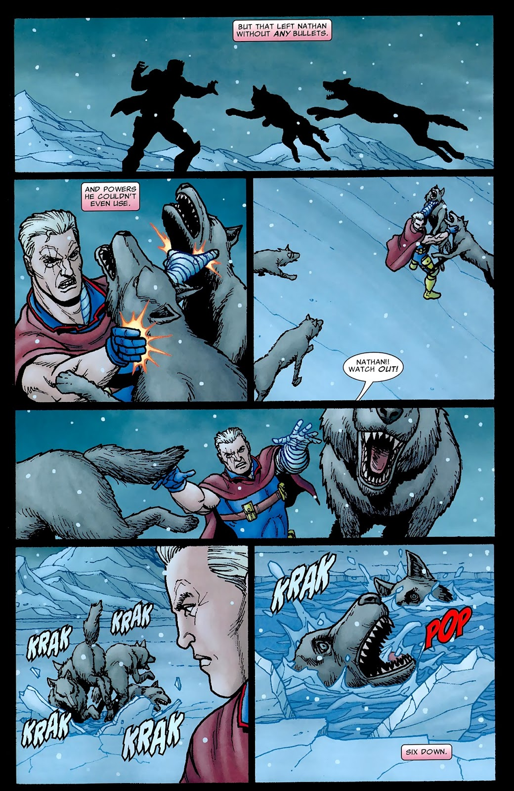 Read online X-Men: Second Coming Revelations comic -  Issue # TPB (Part 1) - 23