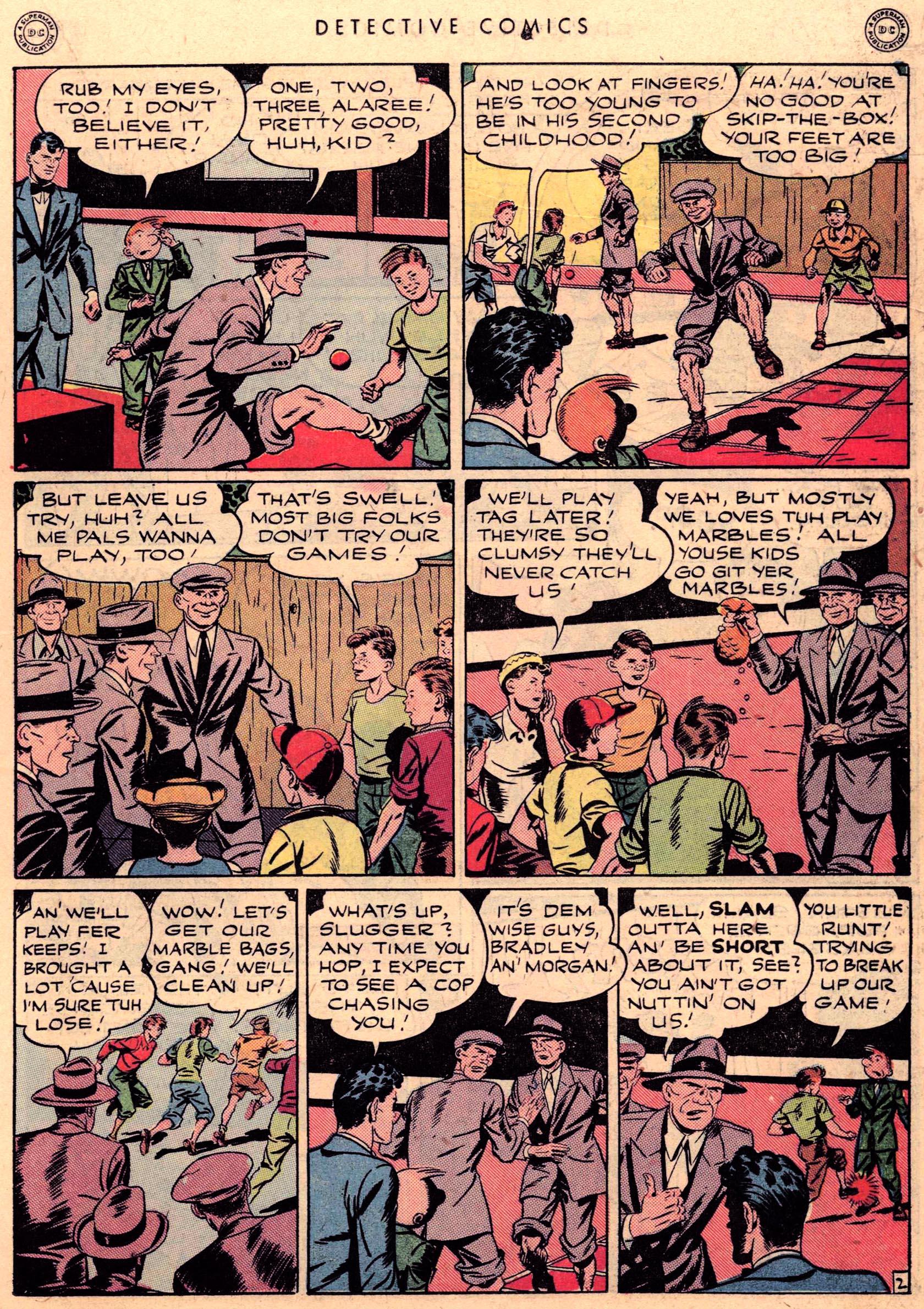 Read online Detective Comics (1937) comic -  Issue #95 - 23