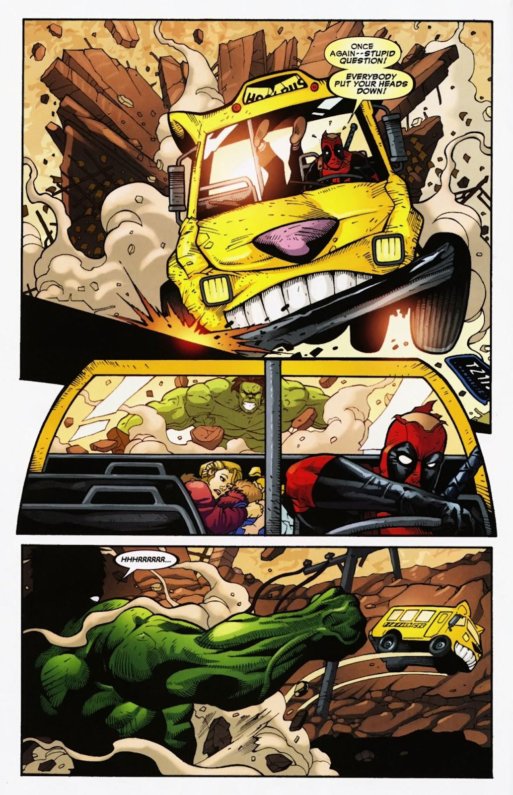 Read online Deadpool (2008) comic -  Issue #39 - 9