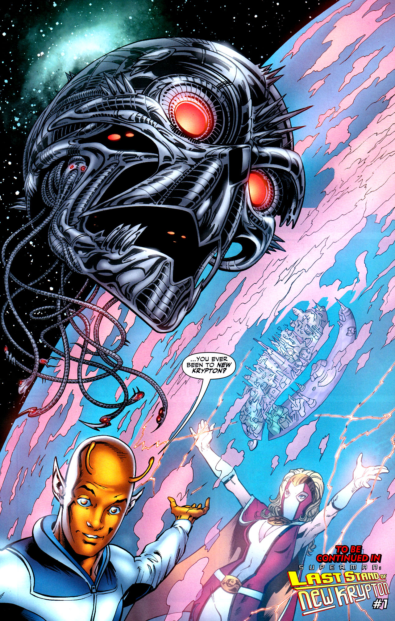 Read online Adventure Comics (2009) comic -  Issue #8 - 18