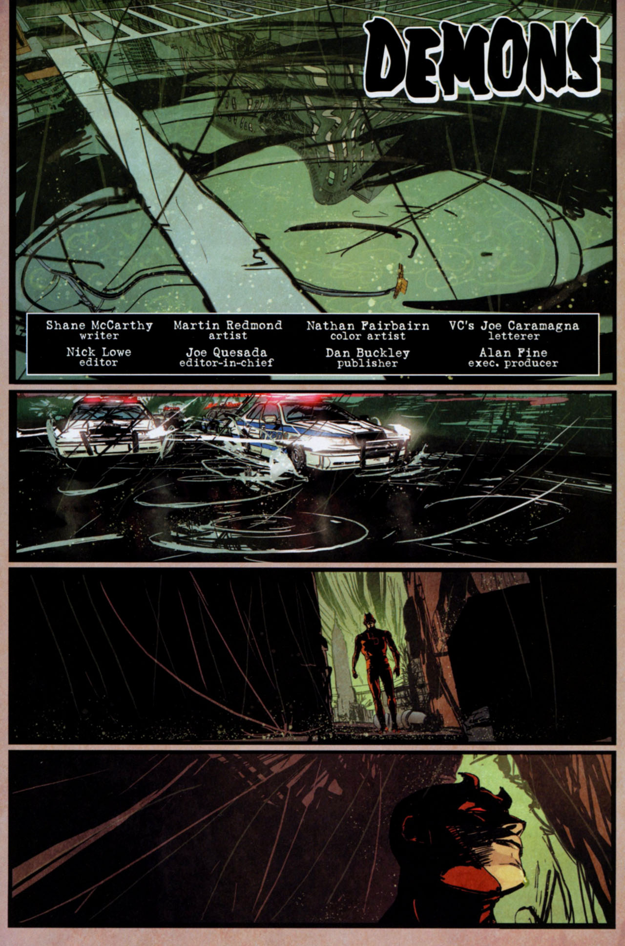 Read online Astonishing Tales (2009) comic -  Issue #4 - 18