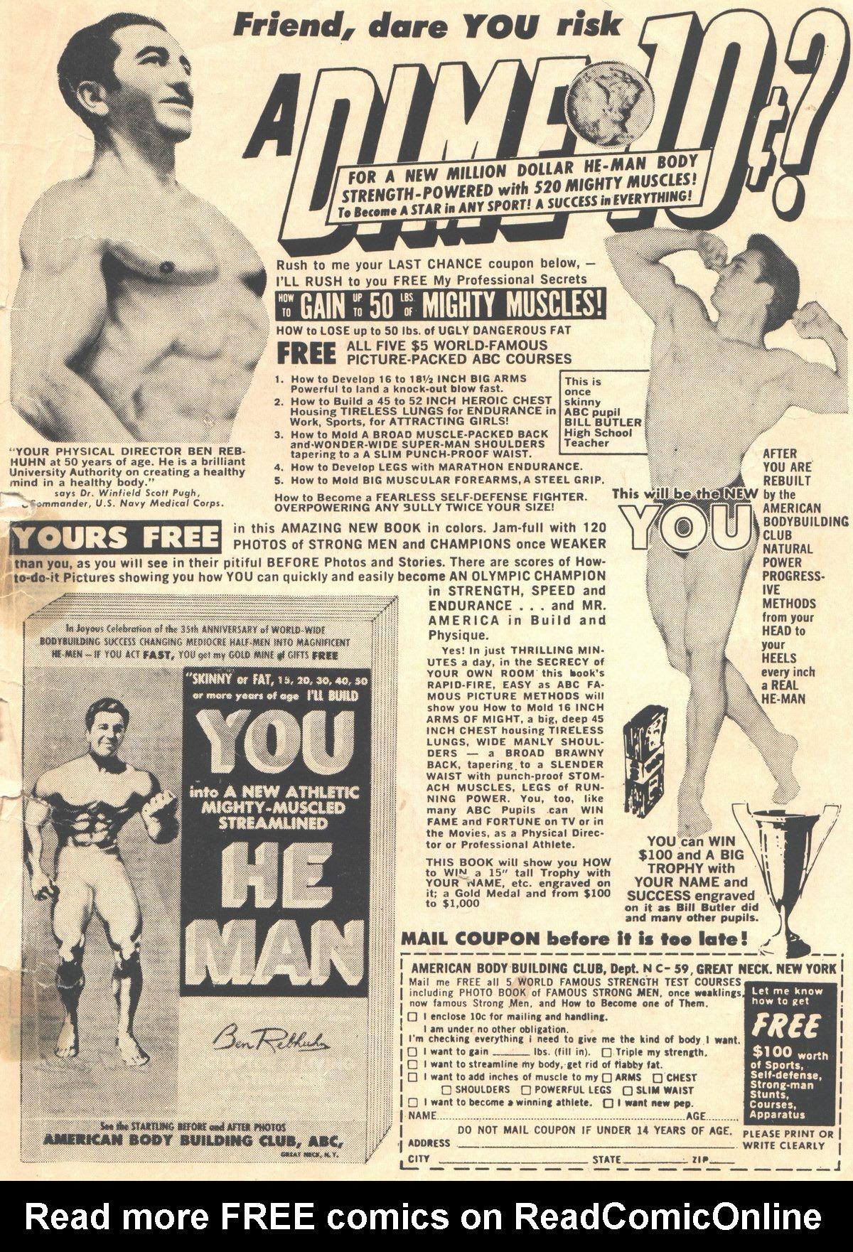 Read online Adventure Comics (1938) comic -  Issue #336 - 36