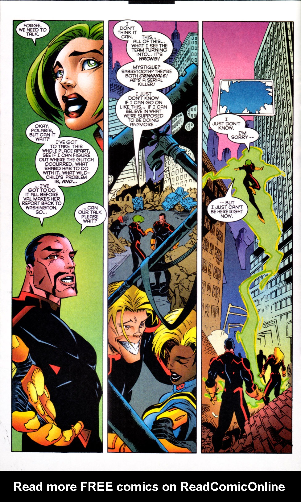 Read online X-Factor (1986) comic -  Issue #124 - 14