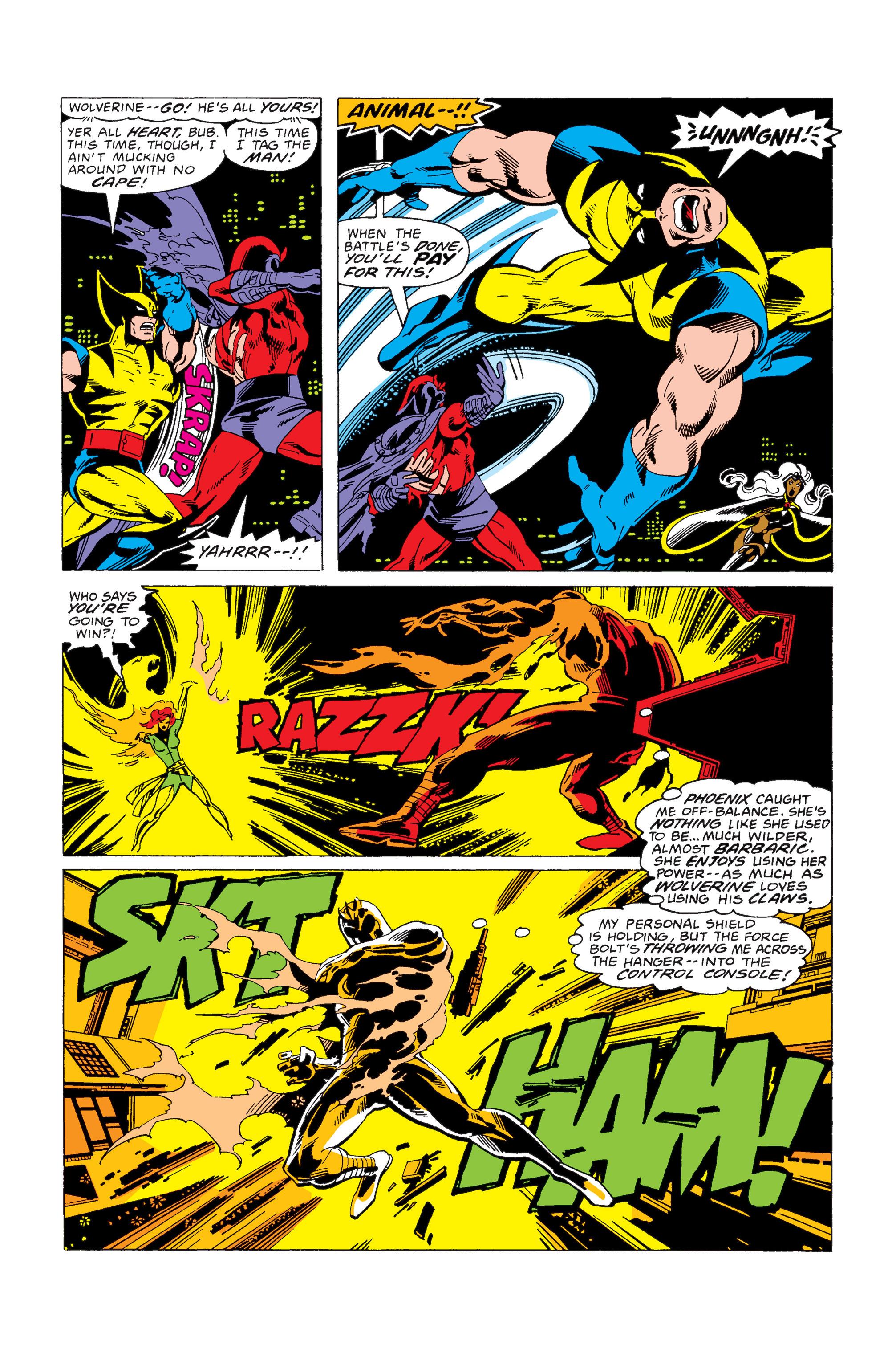 Uncanny X-Men (1963) 113 Page 11