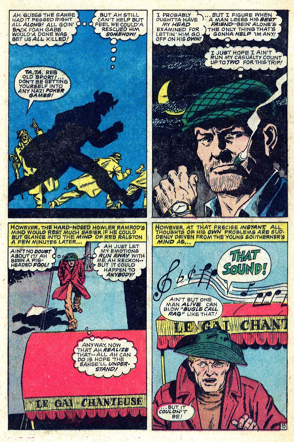 Read online Sgt. Fury comic -  Issue #56 - 13