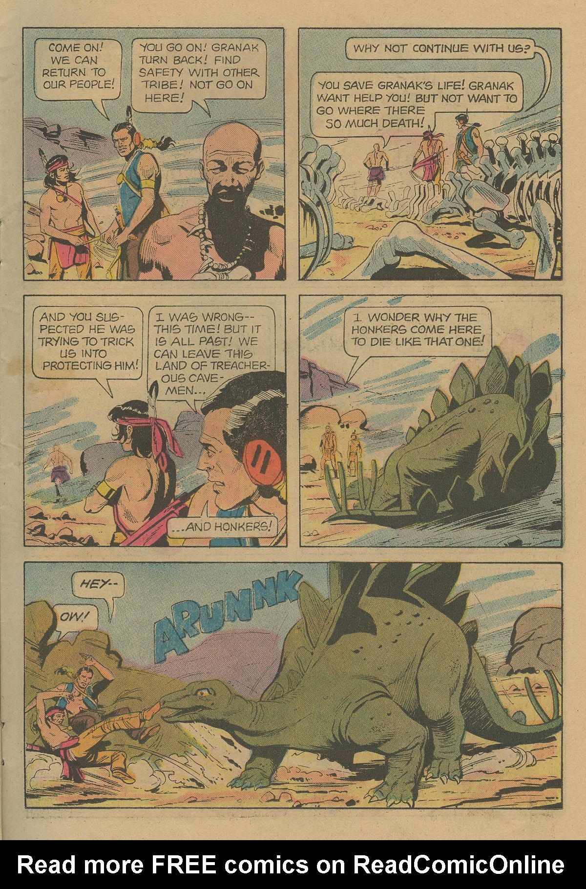 Read online Turok, Son of Stone comic -  Issue #103 - 11