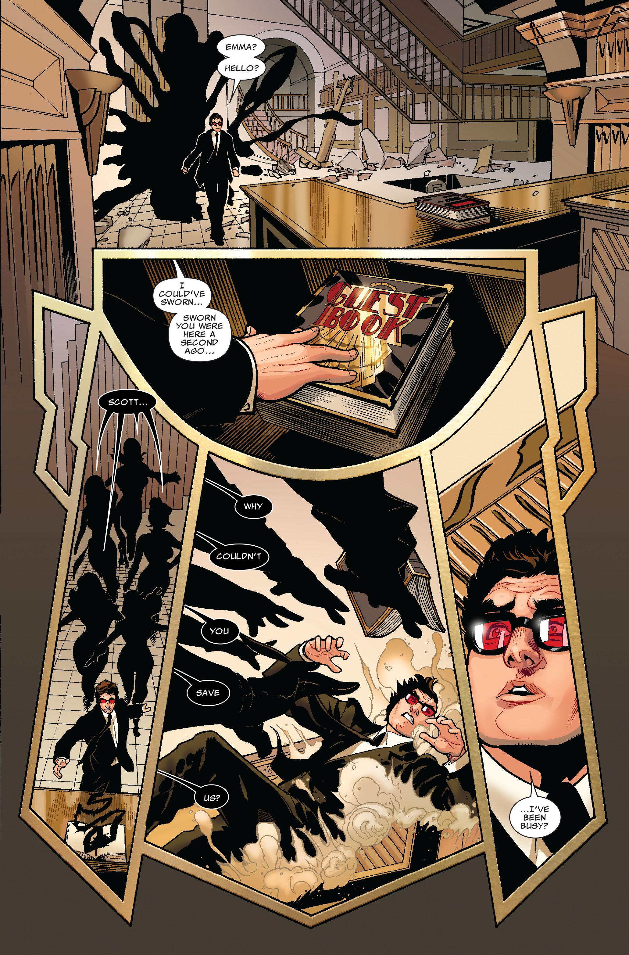 Read online Uncanny X-Men (1963) comic -  Issue #519 - 6