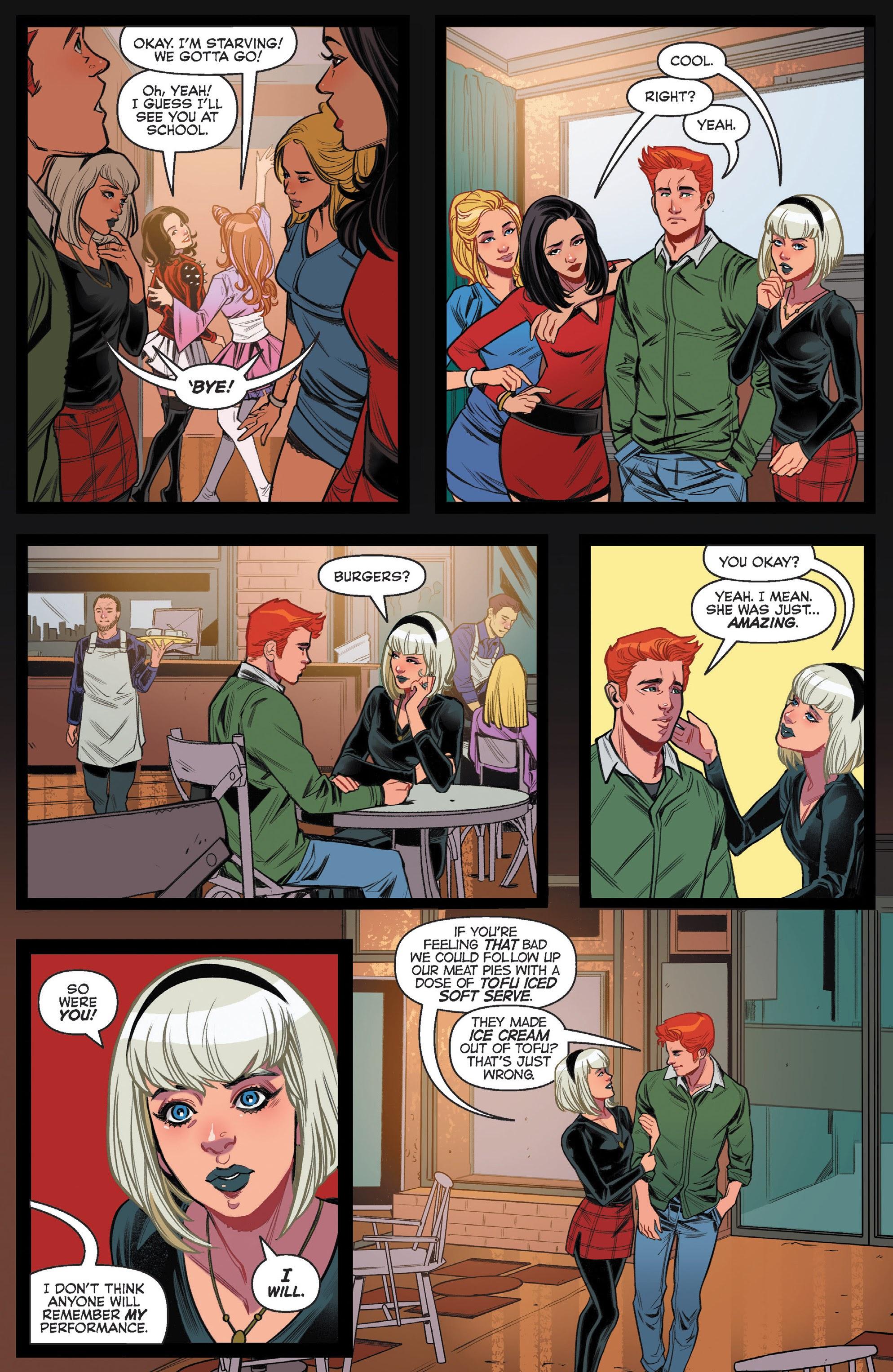 Archie (2015) #710 #44 - English 15