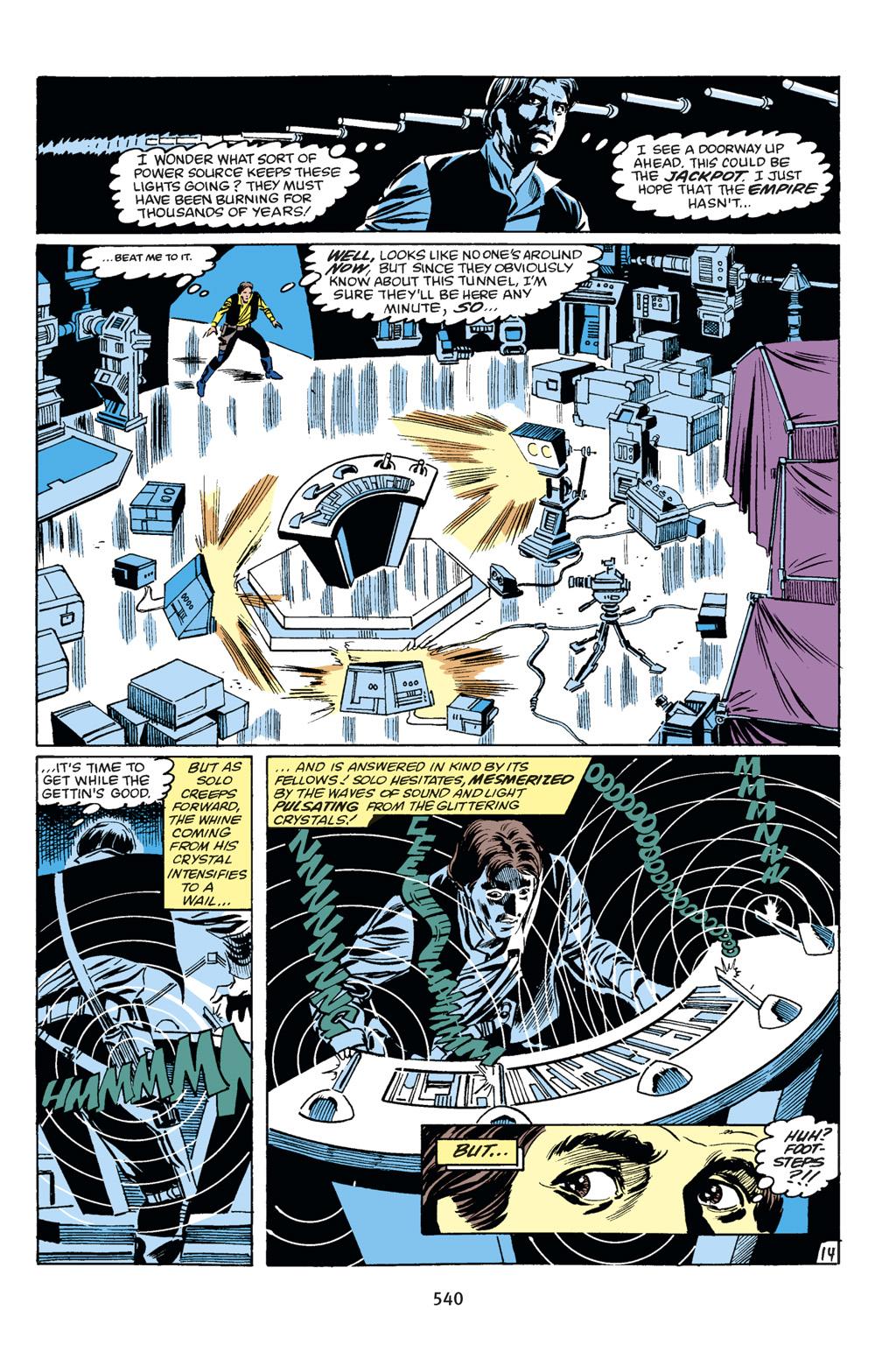 Read online Star Wars Omnibus comic -  Issue # Vol. 18.5 - 254