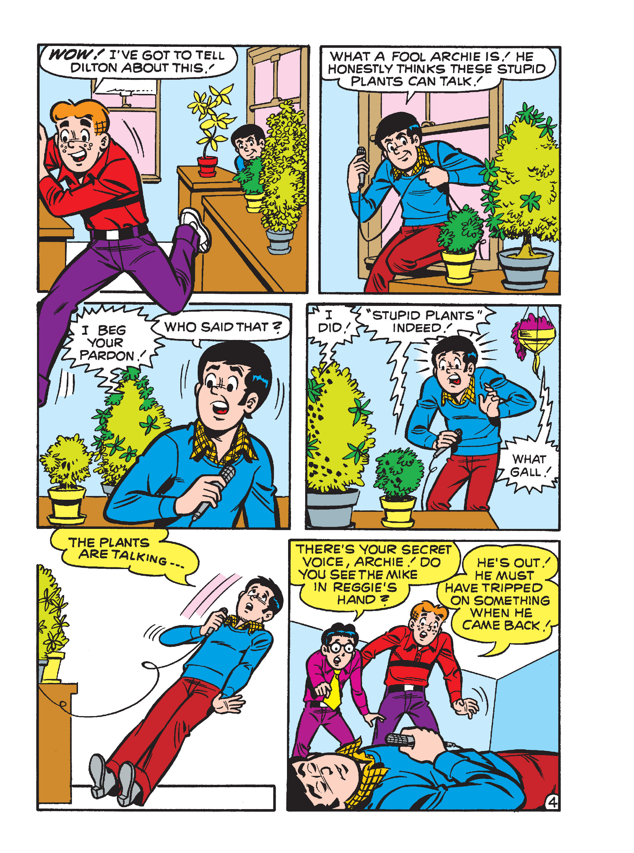 Read online Archie's Funhouse Double Digest comic -  Issue #15 - 101