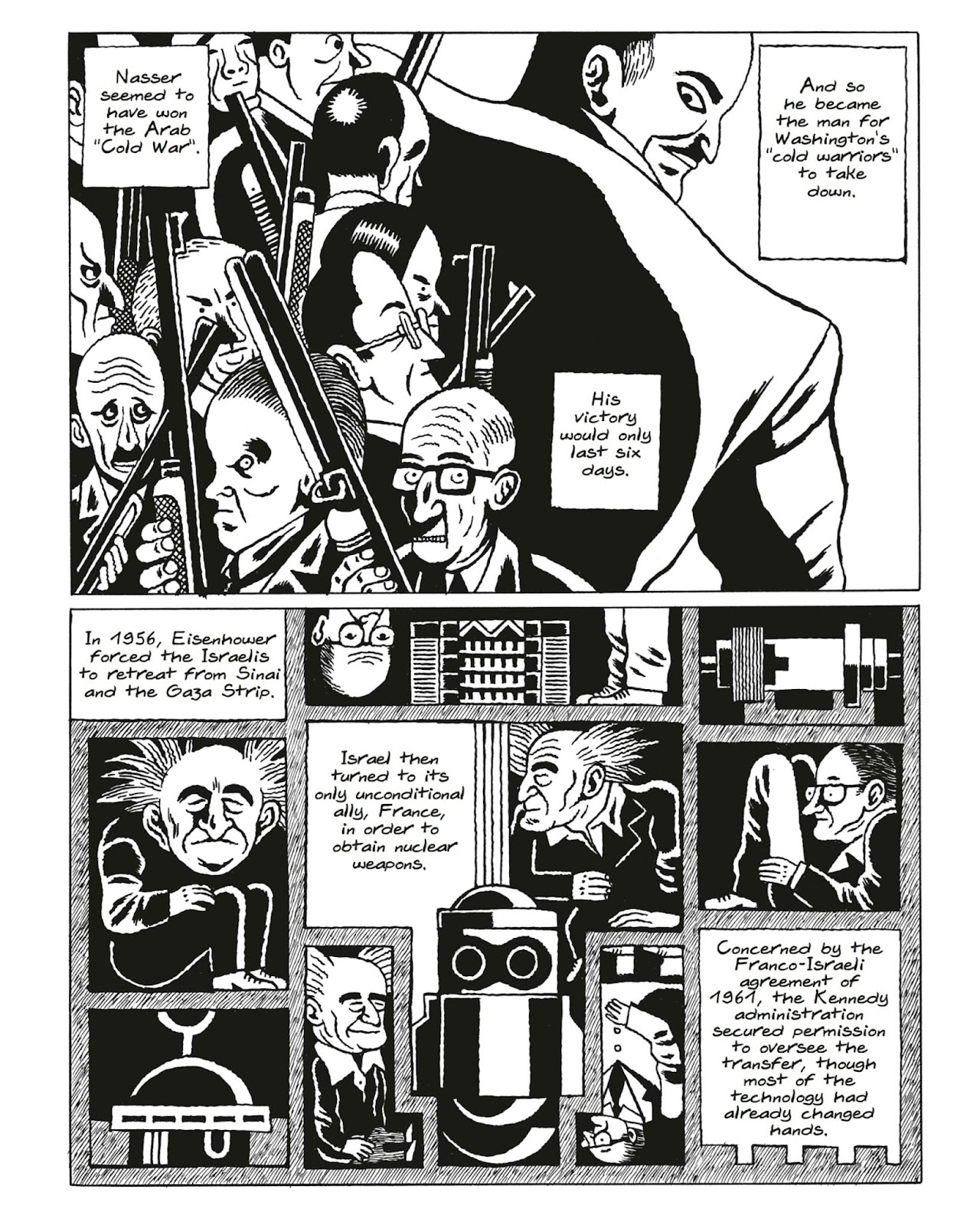 Best of Enemies: A History of US and Middle East Relations issue TPB_2 - Page 17