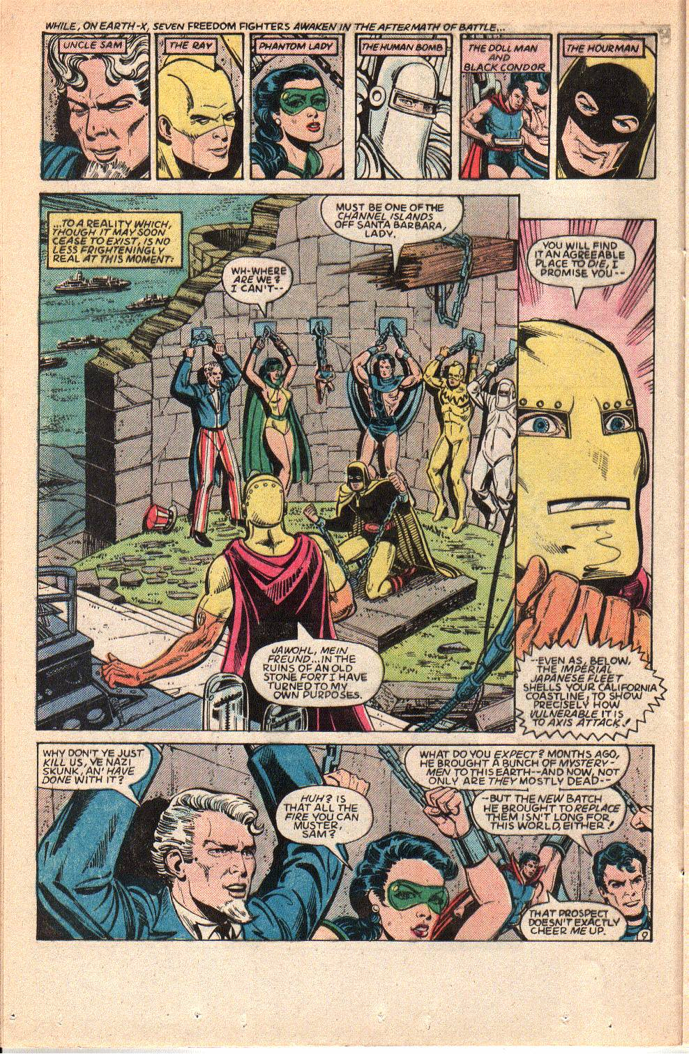 Read online All-Star Squadron comic -  Issue #35 - 12