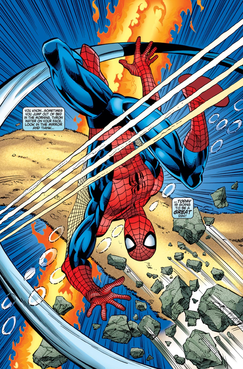 The Amazing Spider-Man (1999) 4 Page 1