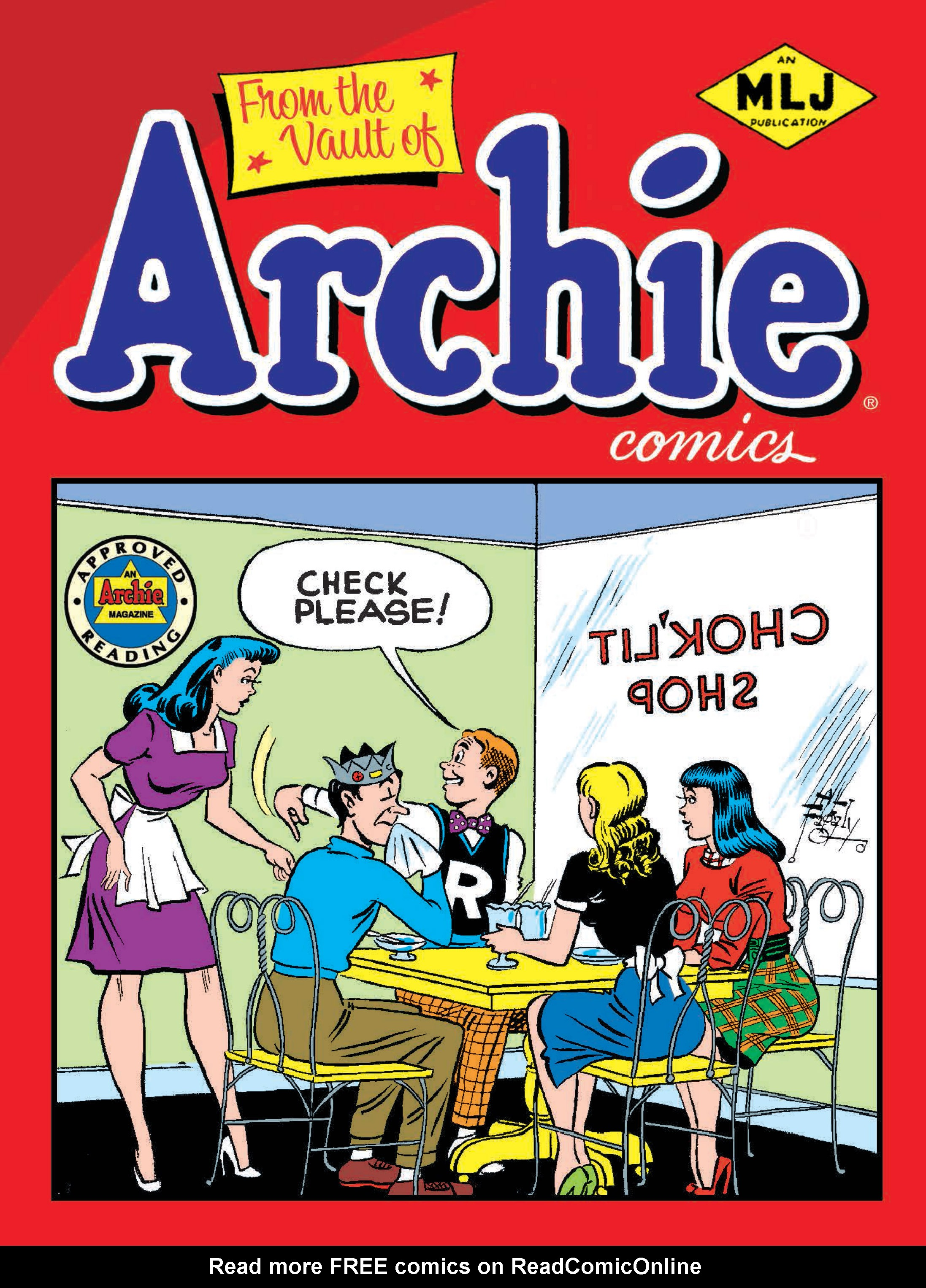 Read online Archie Giant Comics Collection comic -  Issue #Archie Giant Comics Collection TPB (Part 2) - 113