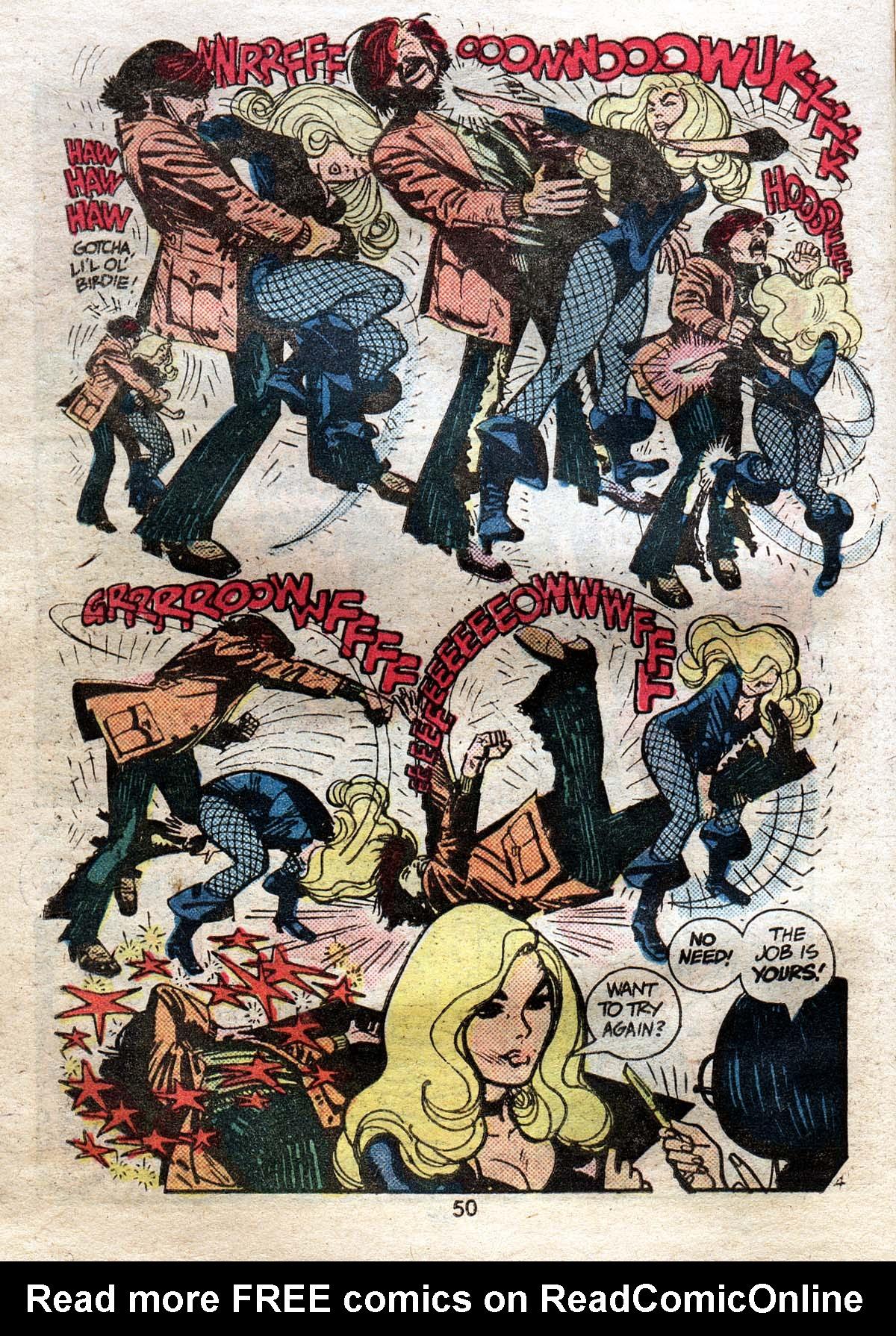 Read online Adventure Comics (1938) comic -  Issue #491 - 49