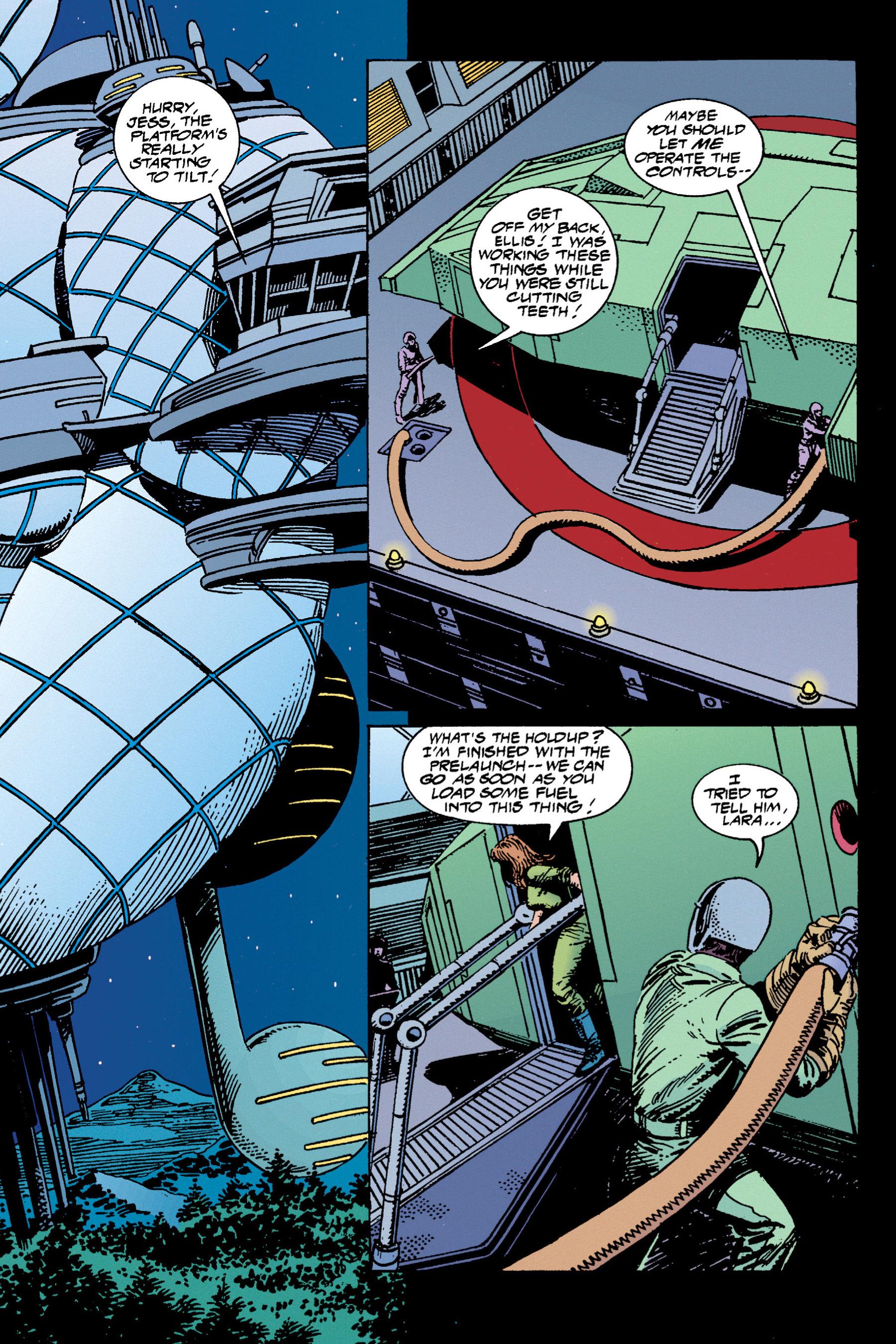 Read online Aliens vs. Predator Omnibus comic -  Issue # _TPB 1 Part 3 - 95