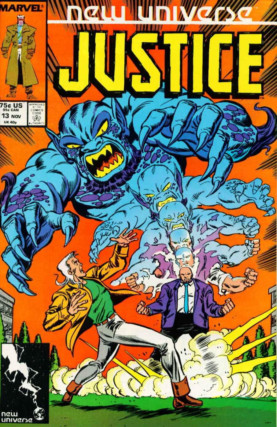 Justice (1986) 13 Page 1