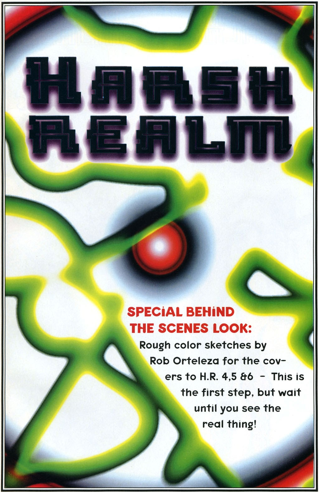 Read online Harsh Realm comic -  Issue #1 - 29