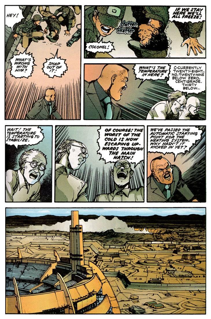 Read online Akira comic -  Issue #11 - 26