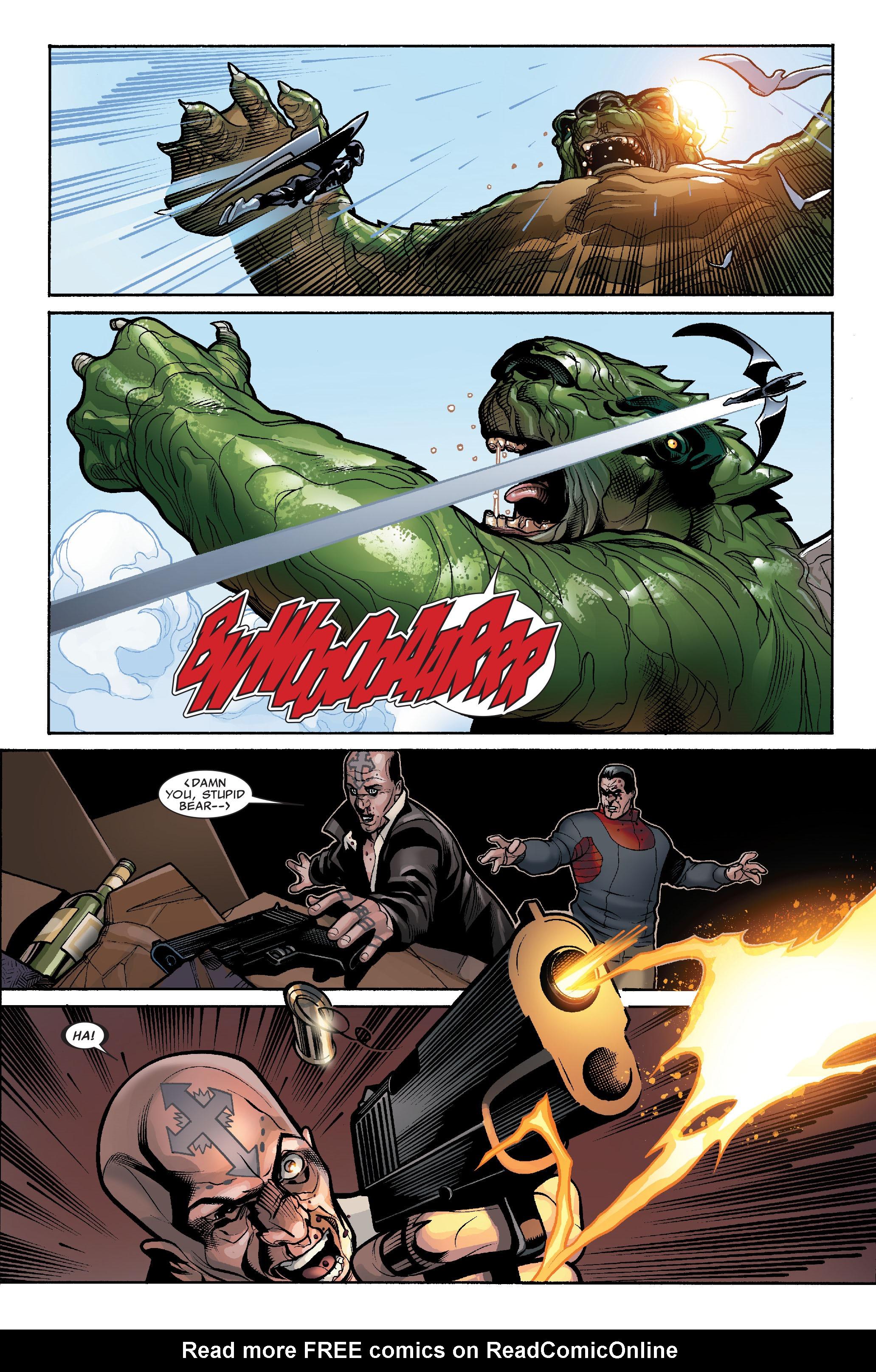 Read online Uncanny X-Men (1963) comic -  Issue #507 - 12