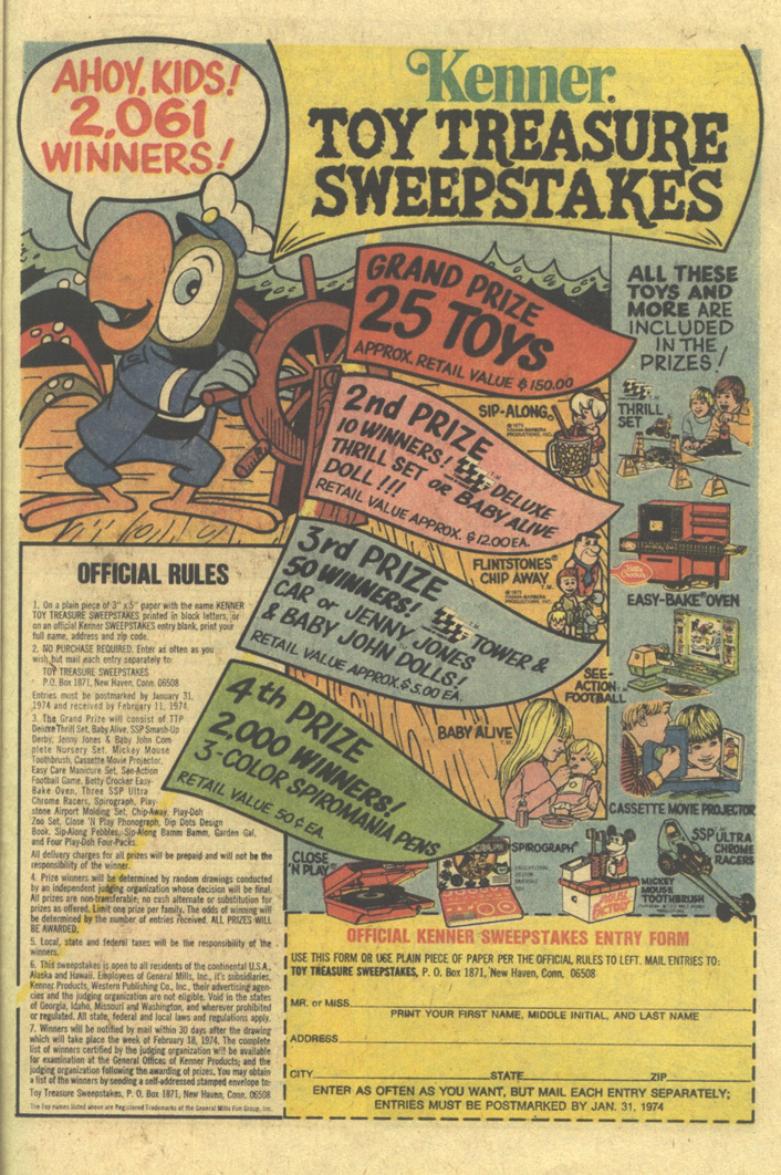 Read online Uncle Scrooge (1953) comic -  Issue #109 - 19