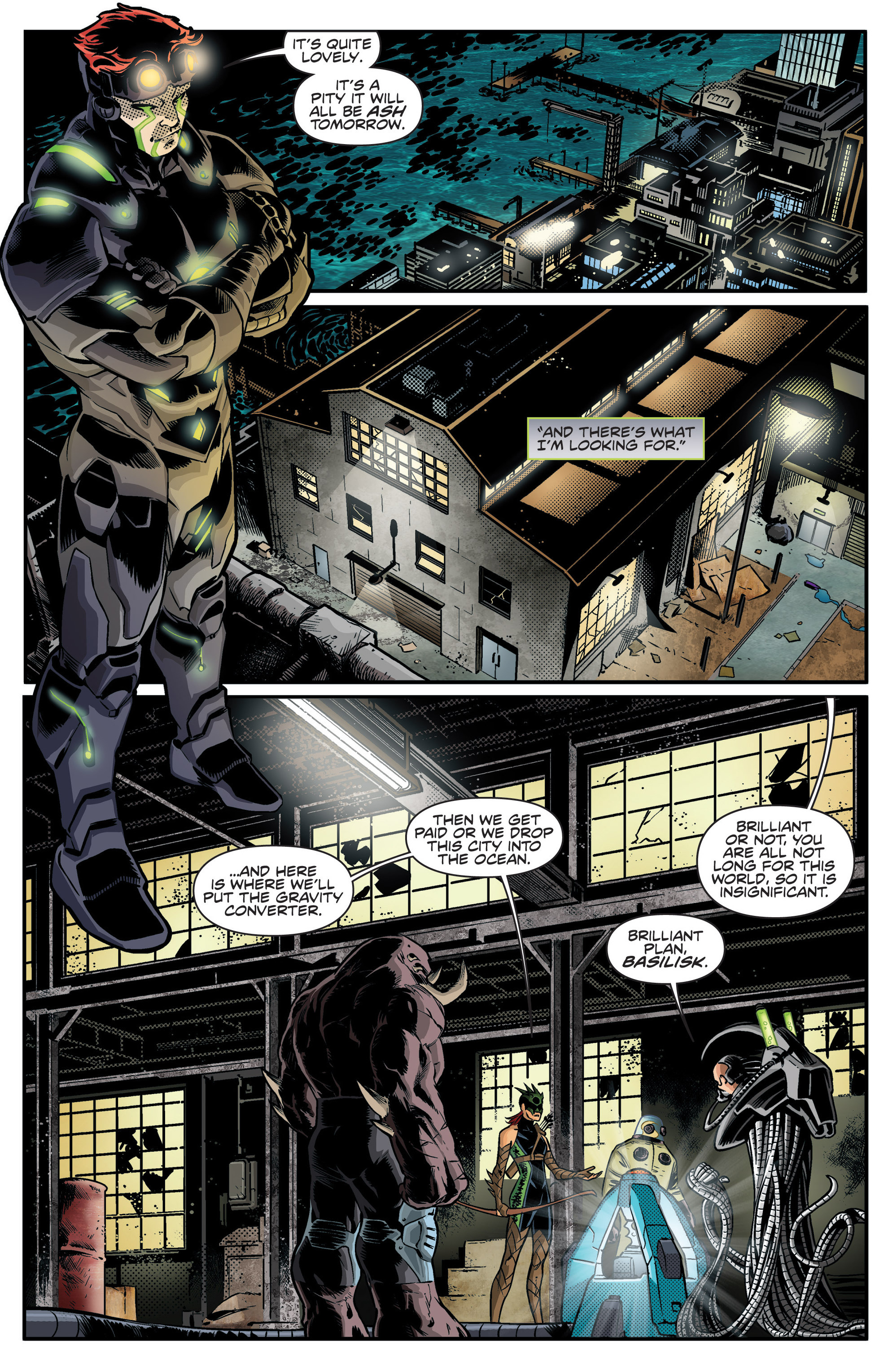 Actionverse 5 Page 6
