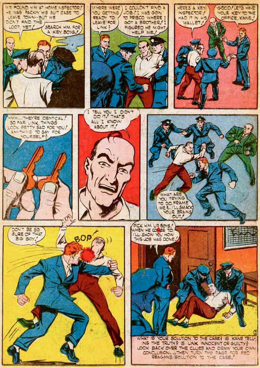Zip Comics issue 19 - Page 35