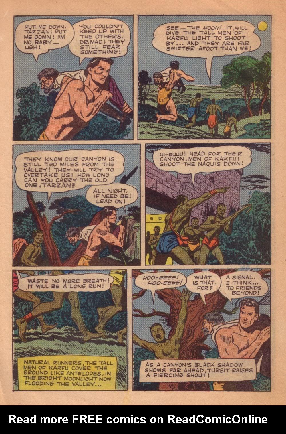 Tarzan (1948) issue 55 - Page 15