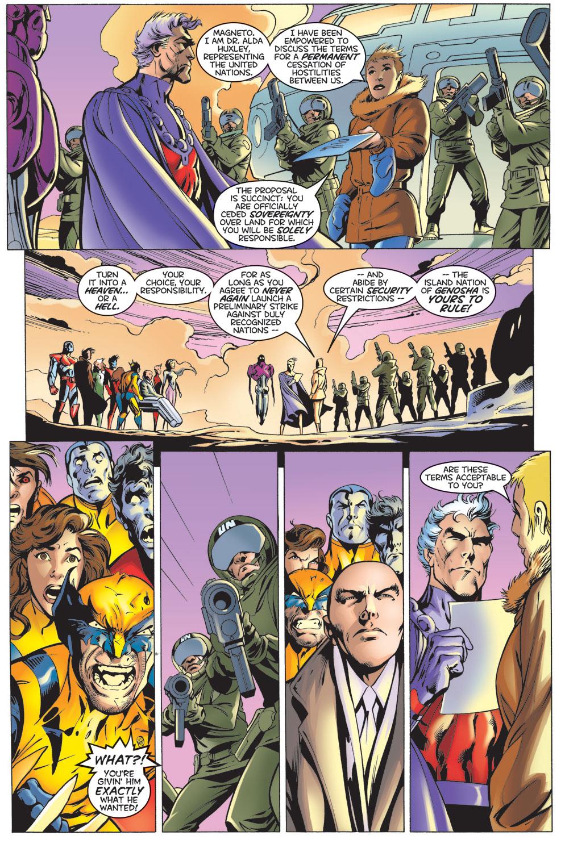 X-Men (1991) 87 Page 20