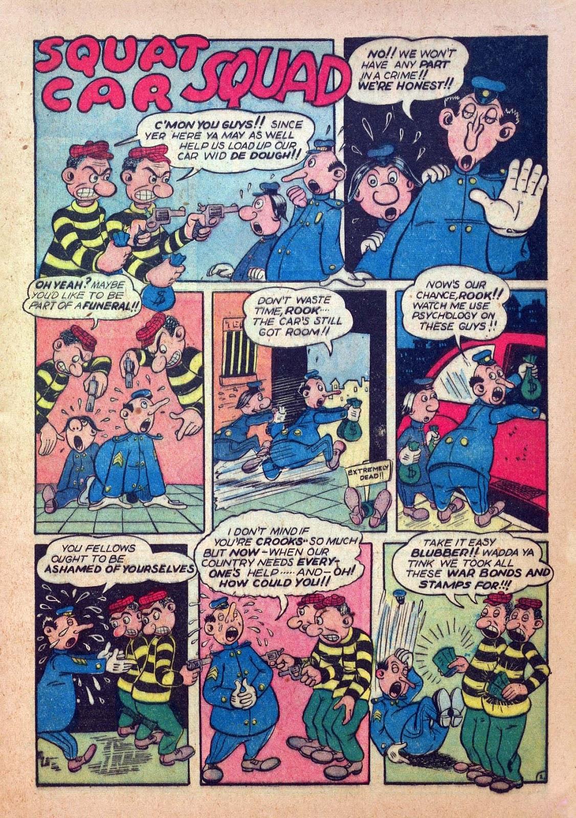 Read online Joker Comics comic -  Issue #5 - 15