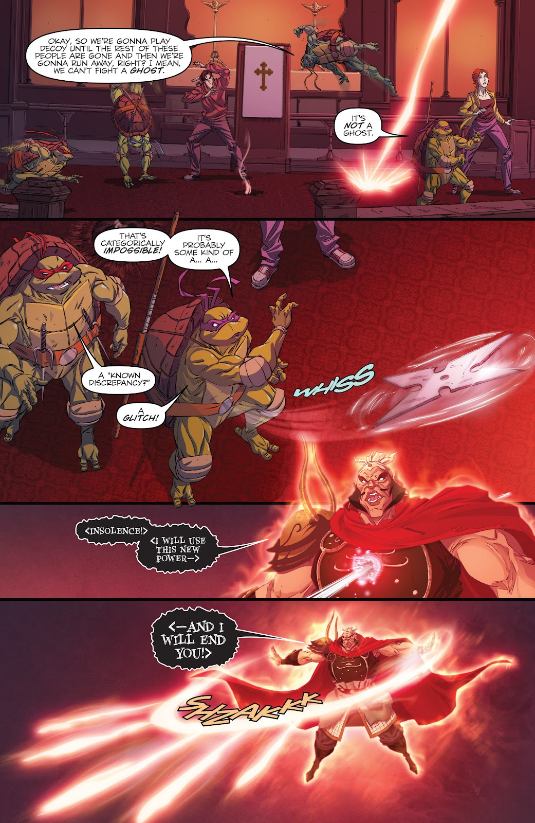 Read online Teenage Mutant Ninja Turtles: The IDW Collection comic -  Issue # TPB 5 (Part 2) - 90