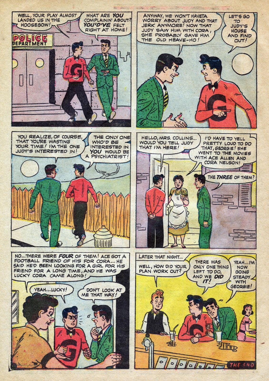 Georgie Comics (1949) issue 39 - Page 14
