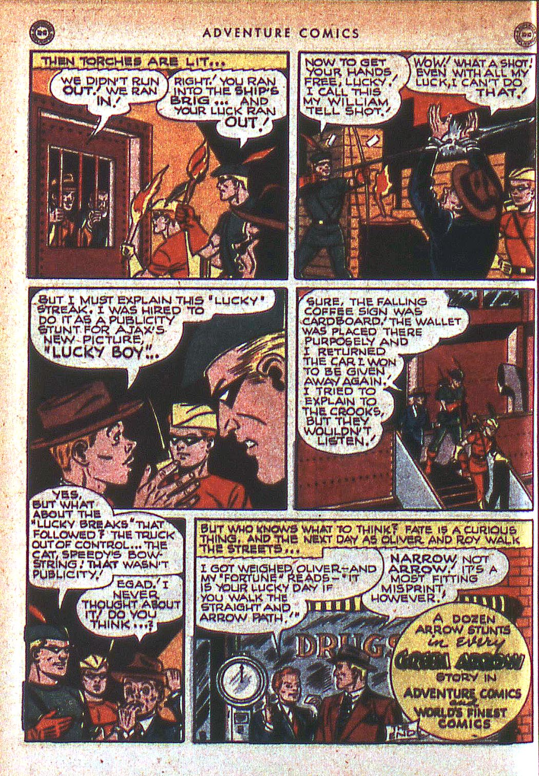 Read online Adventure Comics (1938) comic -  Issue #125 - 23