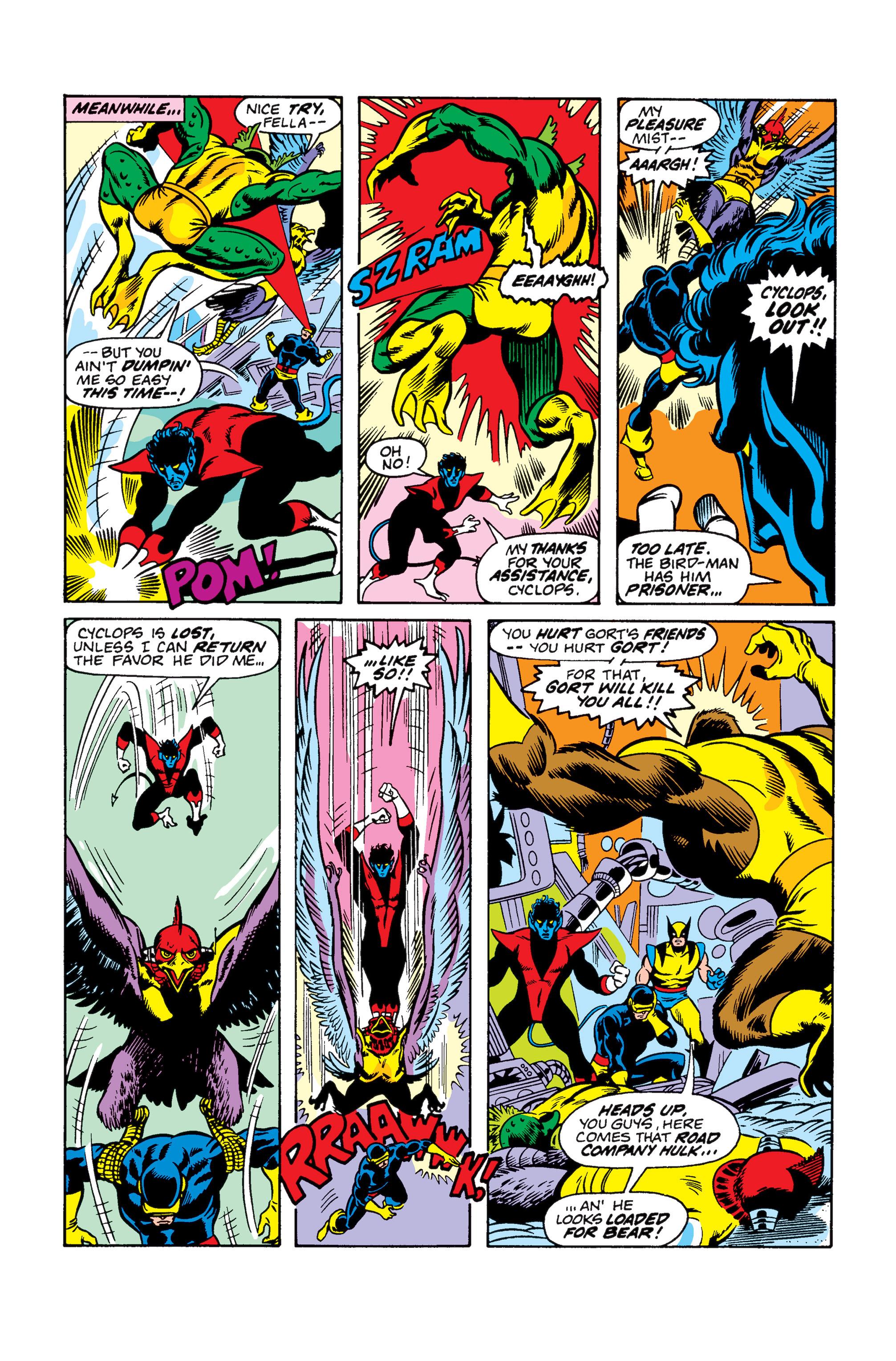 Uncanny X-Men (1963) 95 Page 12