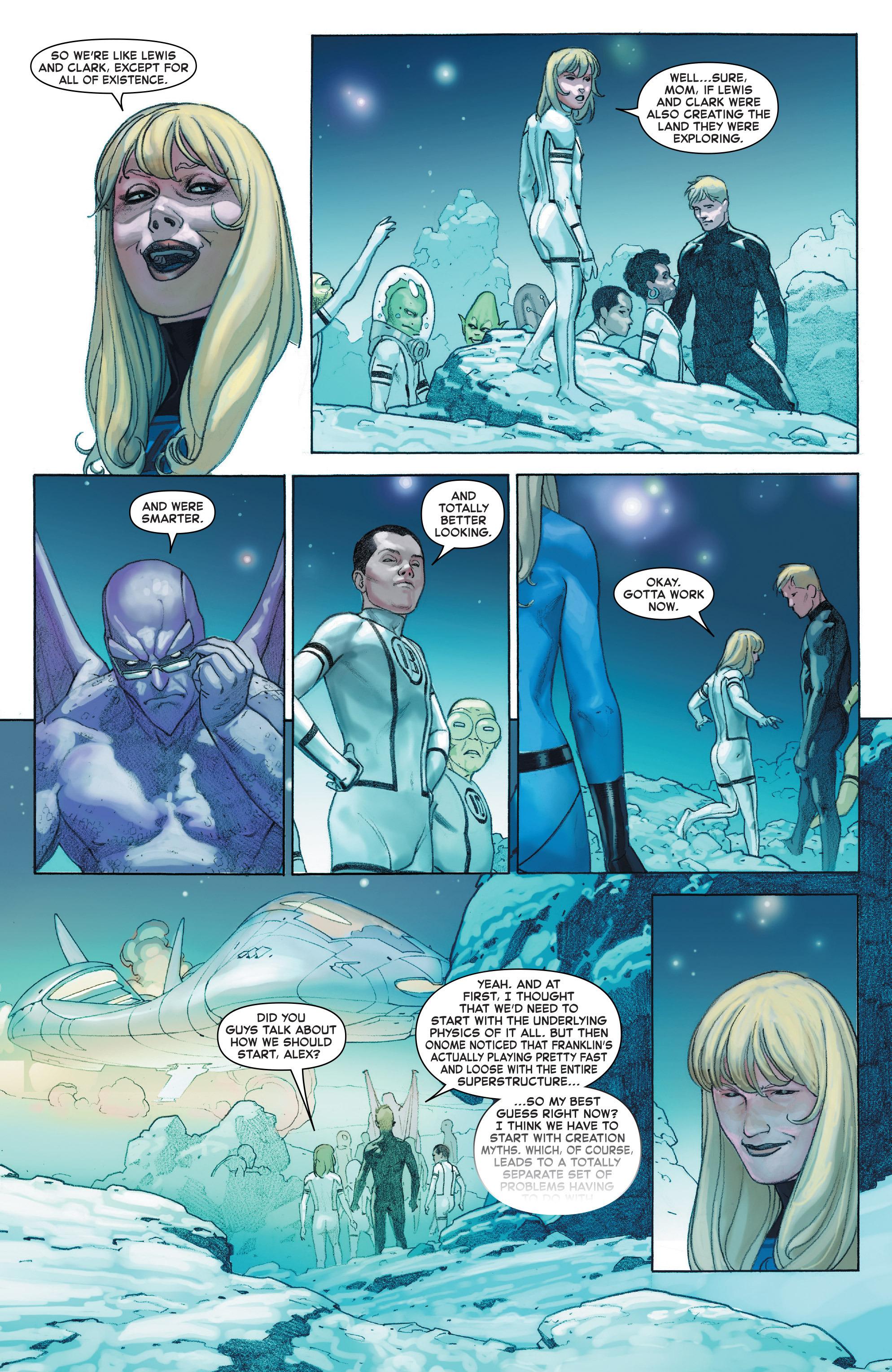 Read online Secret Wars comic -  Issue #9 - 34