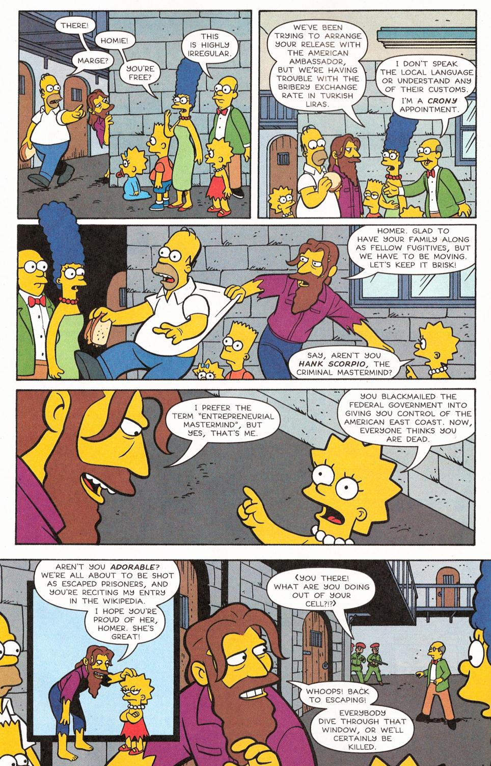 Read online Simpsons Comics comic -  Issue #117 - 7