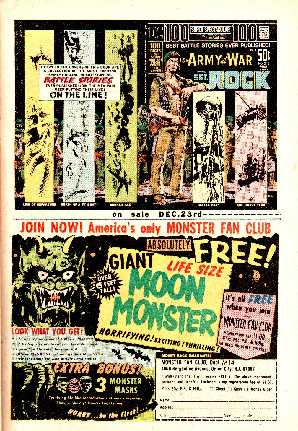 Read online All-Star Western (1970) comic -  Issue #10 - 35