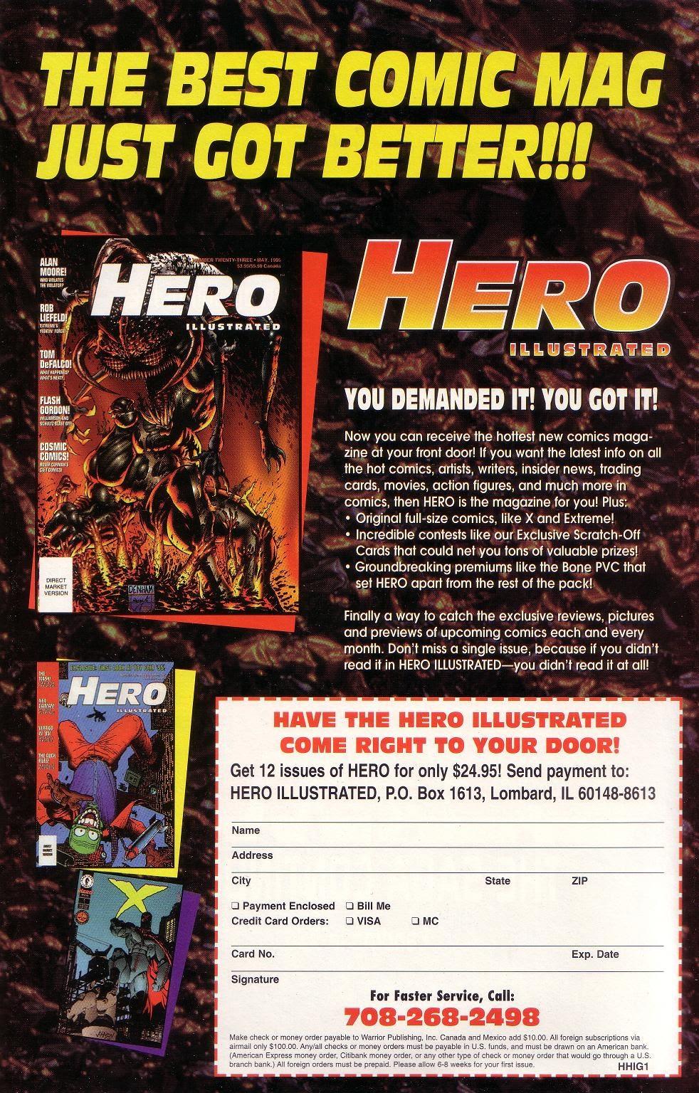 Read online Maximum Hero comic -  Issue # Full - 13
