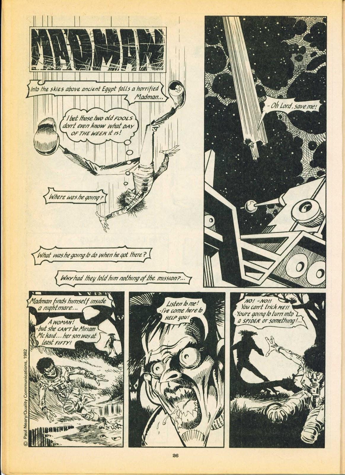 Warrior Issue #4 #5 - English 26