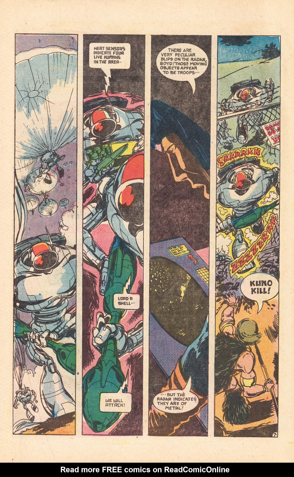 Read online Doomsday   1 (1975) comic -  Issue #8 - 10
