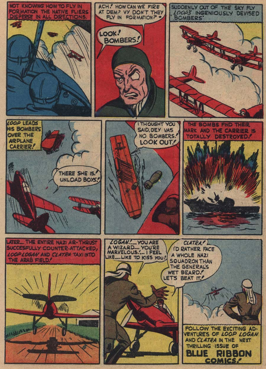 Blue Ribbon Comics (1939) issue 18 - Page 55