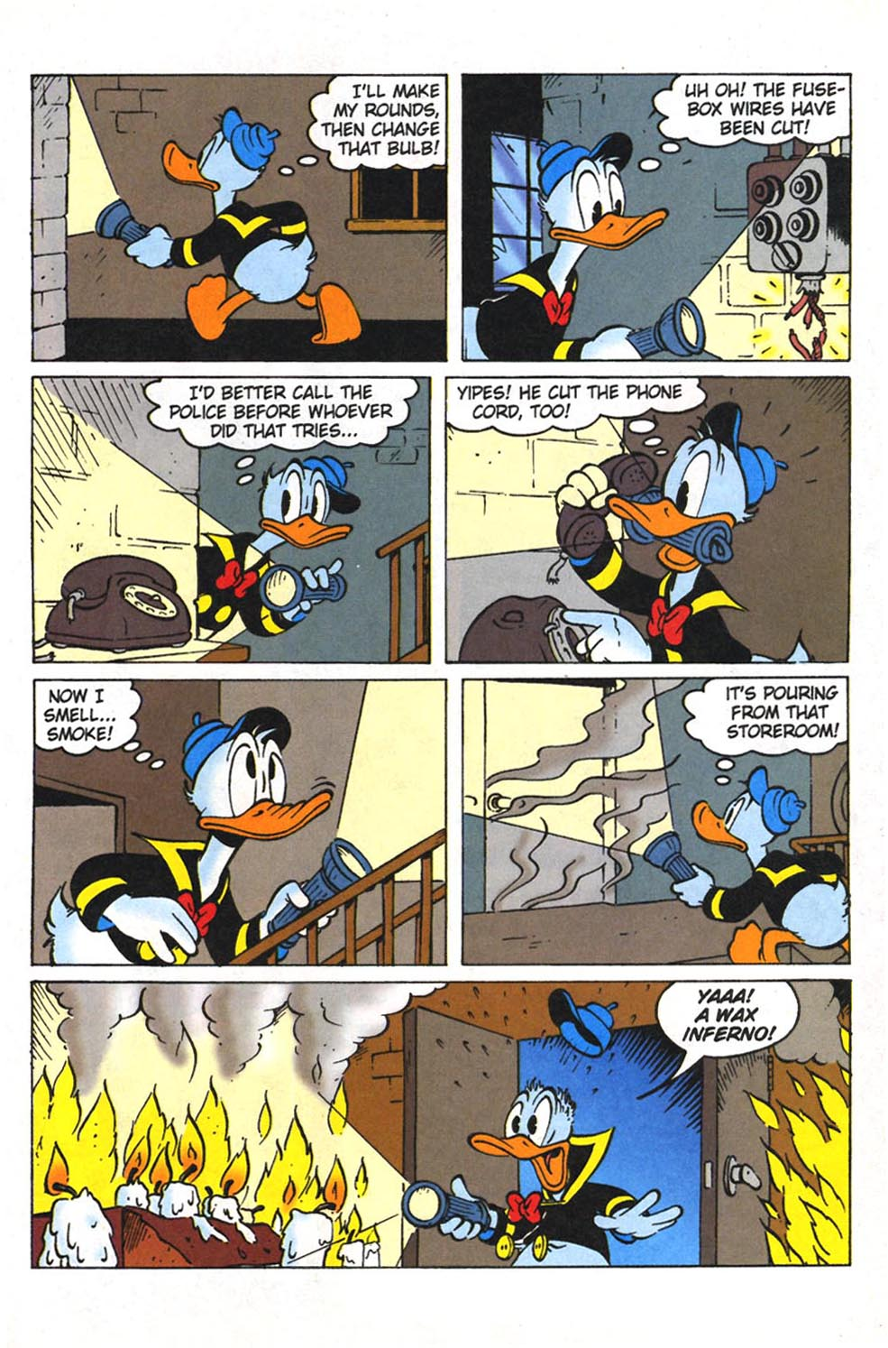 Read online Uncle Scrooge (1953) comic -  Issue #308 - 13