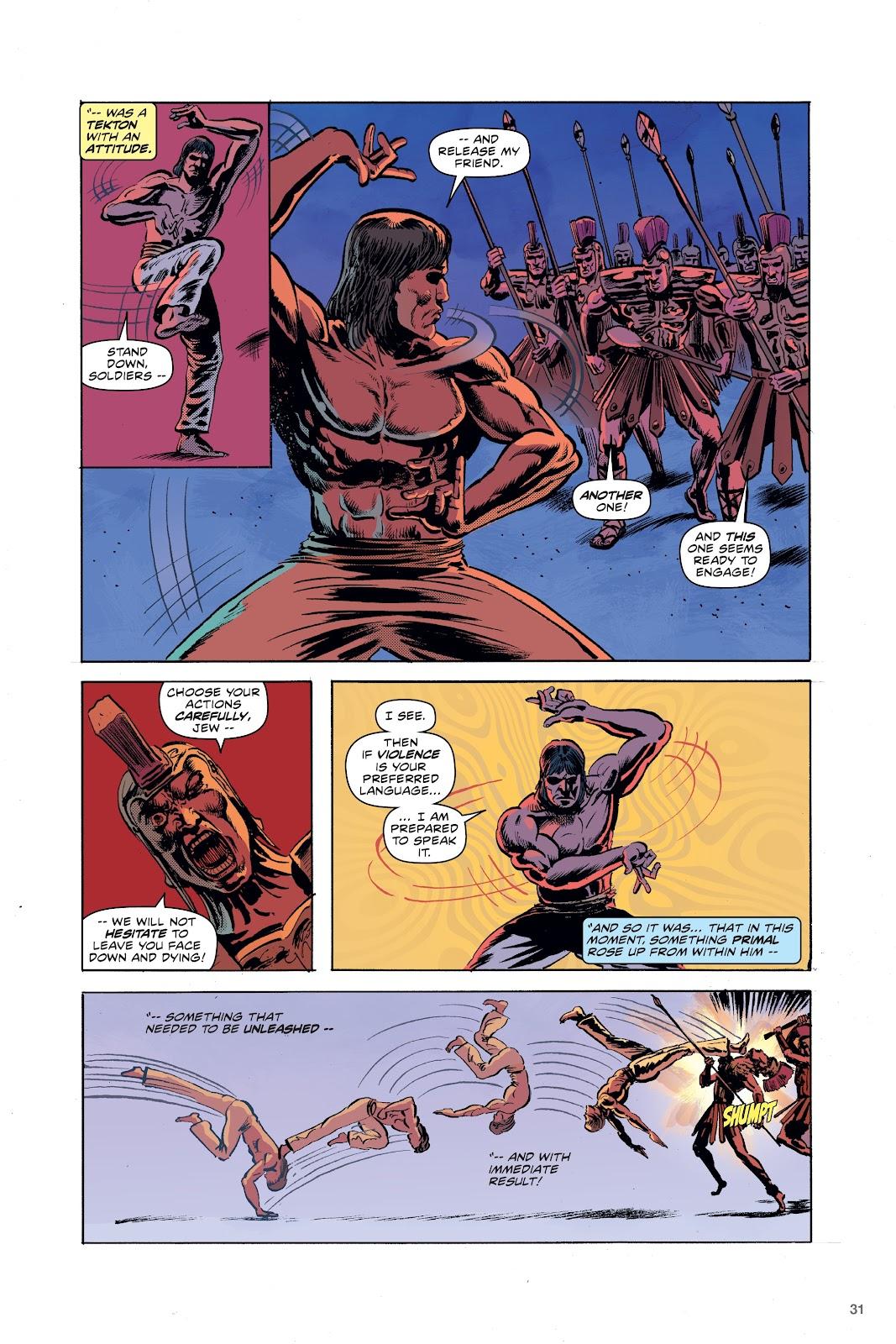 Read online Jesusfreak comic -  Issue # Full - 27